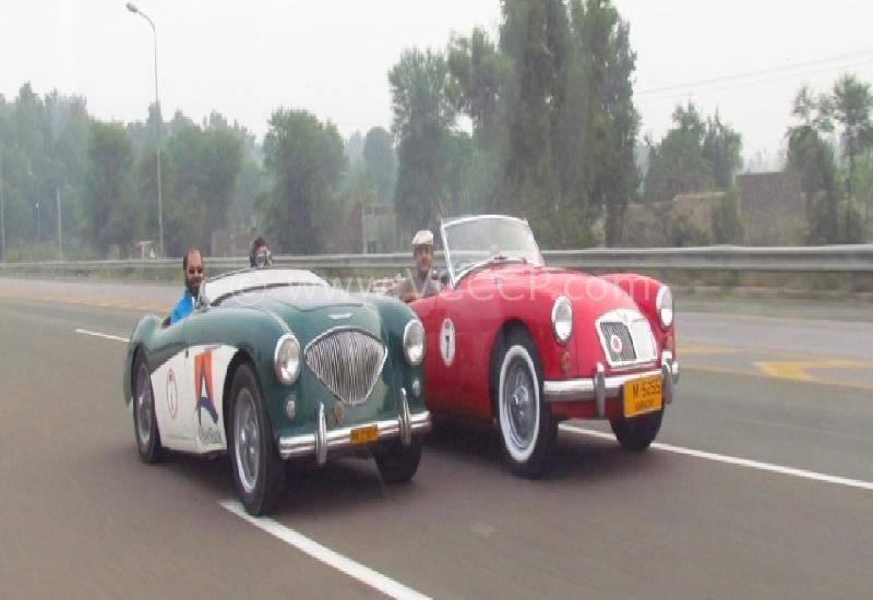 Events Shows And Rallies 2nd Cross Country Classic Car Rally From