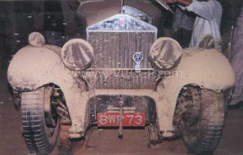 Discoveries Bahawalpur Cars Vintage Amp Classic Car Club Of Pakistan